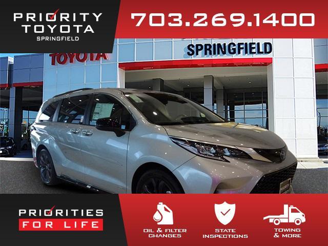 2021 Toyota Sienna for sale near Springfield, VA