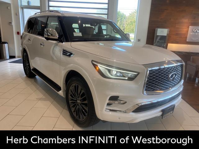 2022 INFINITI QX80 SENSORY for sale in Westborough, MA