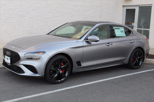 2022 Genesis G70 3.3T for sale in Chantilly, VA