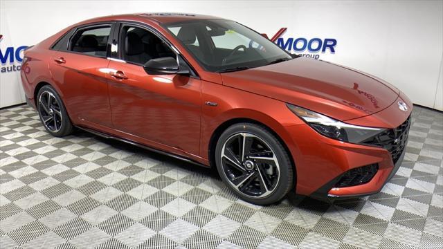 2022 Hyundai Elantra N Line for sale in LOUISVILLE, KY