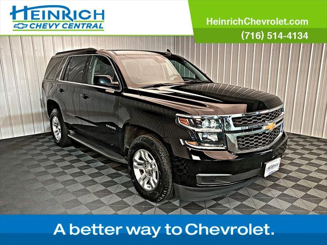 2019 Chevrolet Tahoe LT for sale in Lockport, NY