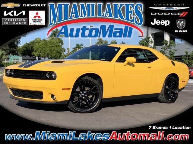 2017 Dodge Challenger SXT for sale in Miami Lakes, FL