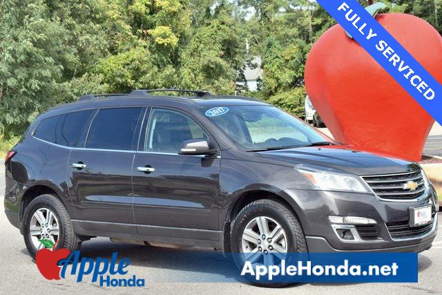 2017 Chevrolet Traverse LT for sale in Riverhead, NY