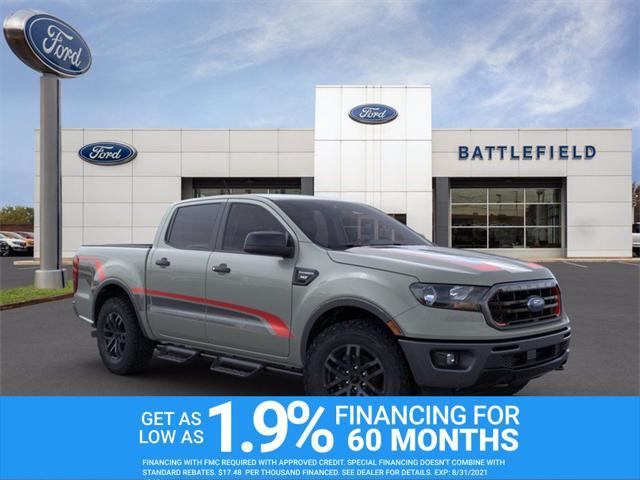 2021 Ford Ranger XLT for sale in Manassas, VA