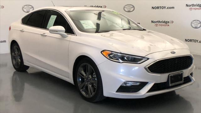 2018 Ford Fusion Sport for sale in Northridge, CA
