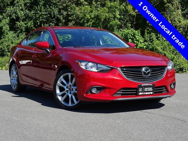 2014 Mazda Mazda6 i Grand Touring for sale in Fairfax, VA