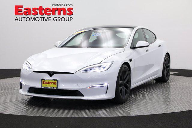 2021 Tesla Model S Plaid for sale in Sterling, VA
