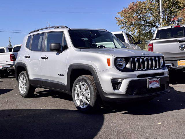2021 Jeep Renegade Sport for sale in Placerville, CA