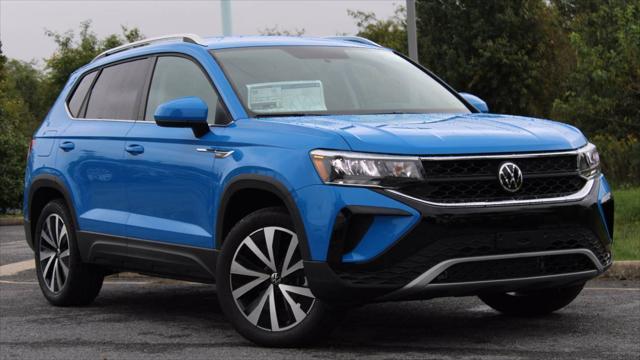 2022 Volkswagen Taos SE for sale in WInchester, VA