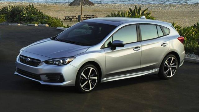 2022 Subaru Impreza Premium for sale in Merrillville, IN