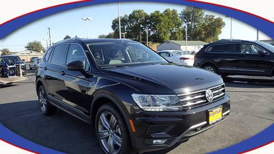 2021 Volkswagen Tiguan SEL for sale in Kennewick, WA