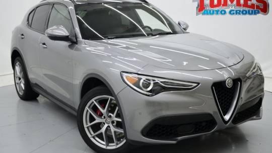 2018 Alfa Romeo Stelvio Ti Sport for sale in McKinney, TX
