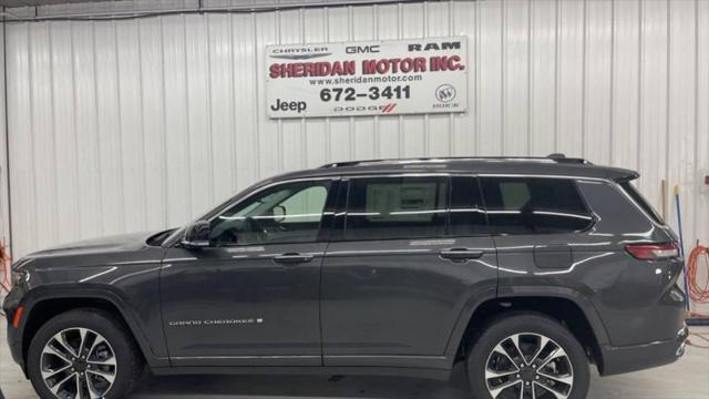 2021 Jeep Grand Cherokee Overland for sale in Sheridan, WY
