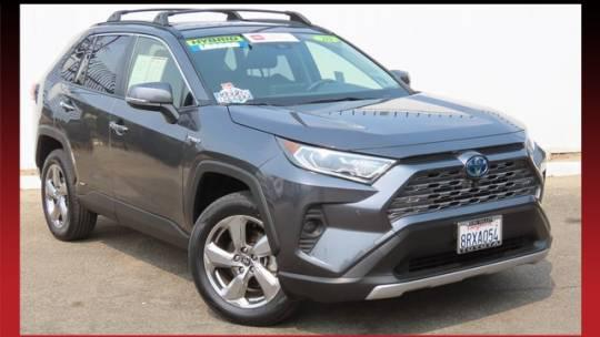 2020 Toyota RAV4 Hybrid Limited for sale in Simi Valley, CA