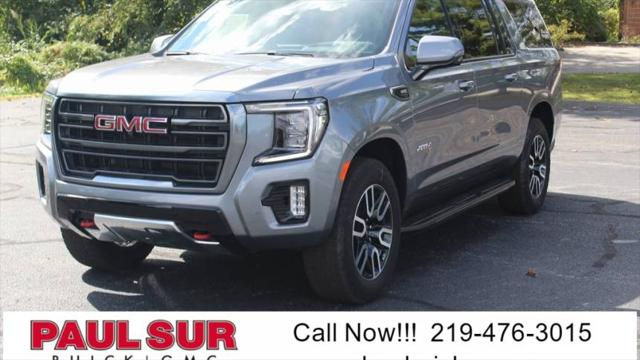 2021 GMC Yukon XL AT4 for sale in Valparaiso, IN