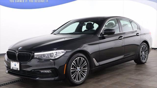 2018 BMW 5 Series 540i xDrive for sale in Elmhurst, IL