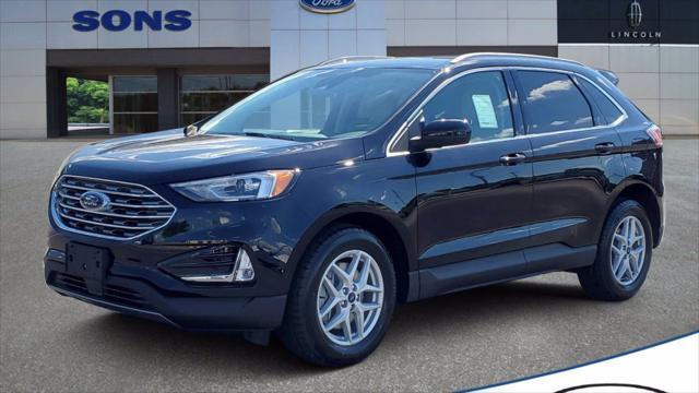 2021 Ford Edge SEL for sale in Auburn, AL