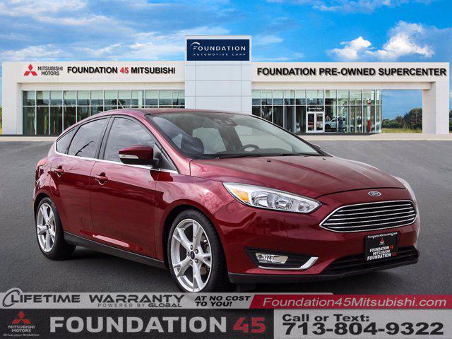 2016 Ford Focus Titanium for sale in Houston, TX