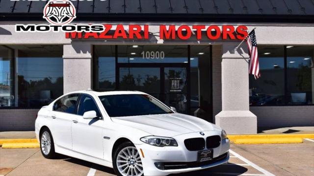 2013 BMW 5 Series 535i xDrive for sale in Fredericksburg, VA