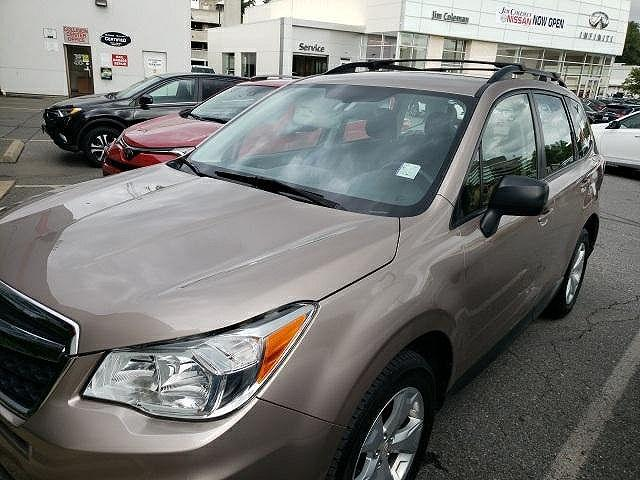 2015 Subaru Forester for sale near Bethesda, MD