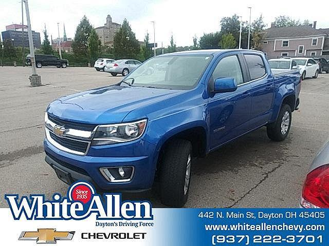 2018 Chevrolet Colorado 4WD LT for sale in Dayton, OH