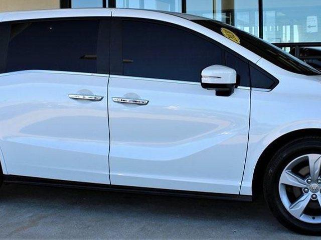 2020 Honda Odyssey EX-L for sale in Tulsa, OK