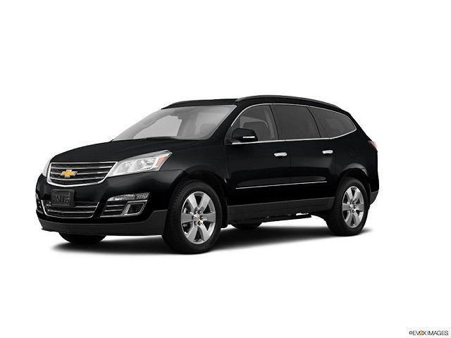 2015 Chevrolet Traverse LTZ for sale in Glen Burnie, MD