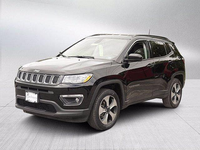 2018 Jeep Compass Latitude for sale in Waynesboro, PA