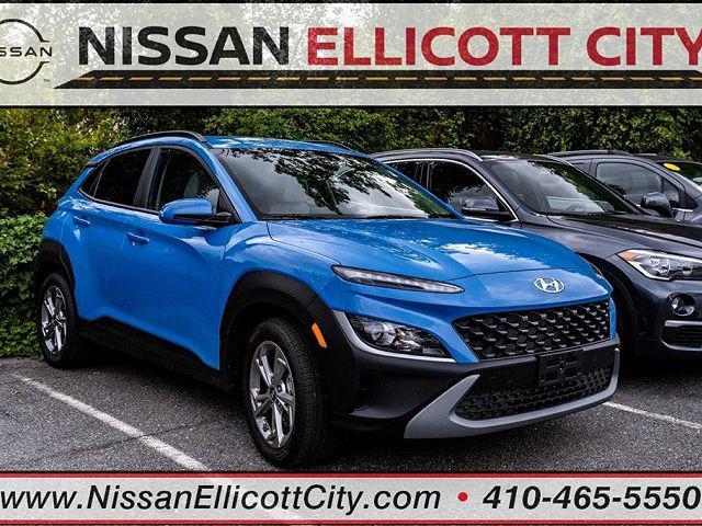 2022 Hyundai Kona SEL for sale in Ellicott City, MD