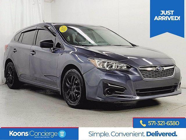 2017 Subaru Impreza 2.0i 5-door CVT for sale in Arlington, VA