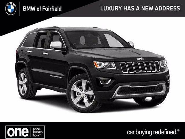2015 Jeep Grand Cherokee Limited for sale in Fairfield, CA