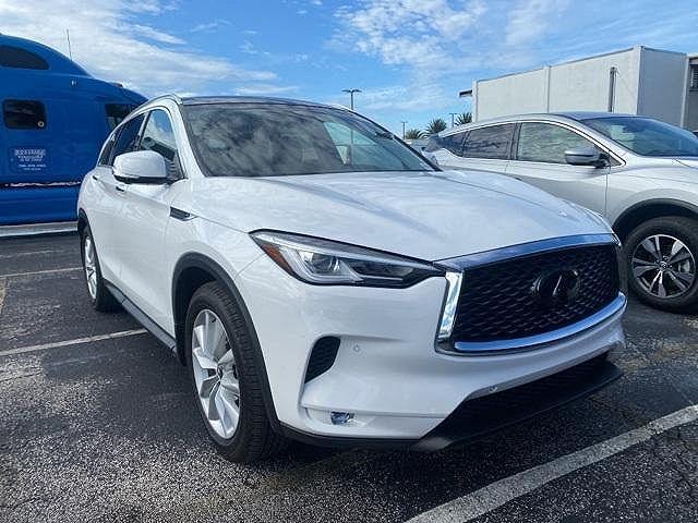2019 INFINITI QX50 ESSENTIAL for sale in Lauderhill, FL