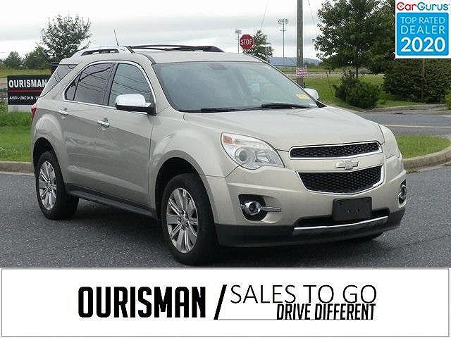 2011 Chevrolet Equinox LTZ for sale in Frederick, MD