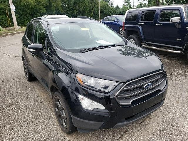 2018 Ford EcoSport SES for sale in Louisville, KY