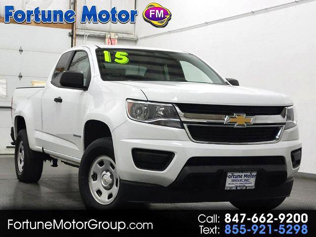 2015 Chevrolet Colorado 2WD WT for sale in Waukegan, IL