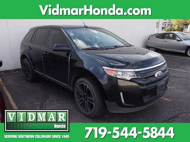 2013 Ford Edge SEL for sale in Pueblo, CO