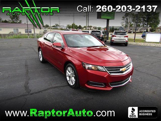 2014 Chevrolet Impala LT for sale in Fort Wayne, IN
