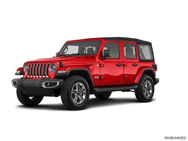 2021 Jeep Wrangler Unlimited Sahara for sale in Manchester, NH