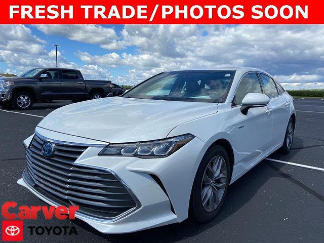 2019 Toyota Avalon Hybrid XLE for sale in Taylorsville, IN