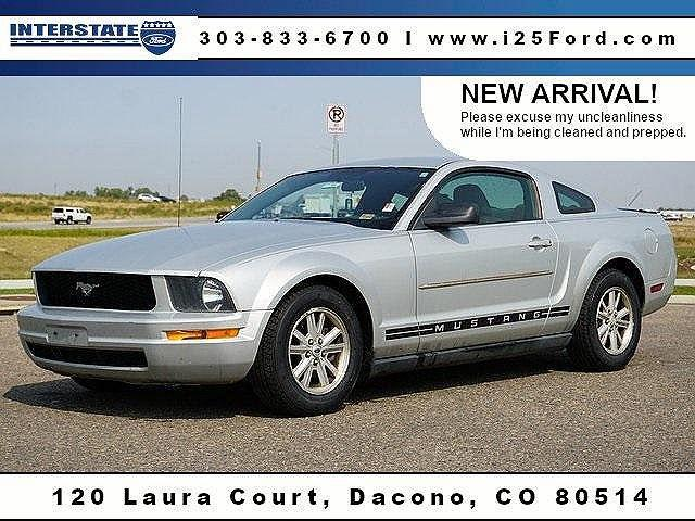2007 Ford Mustang Deluxe/Premium for sale in Dacono, CO