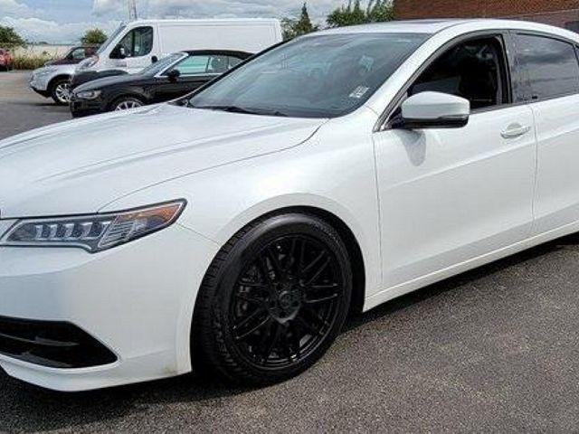 2017 Acura TLX V6 w/Technology Pkg for sale in Arlington Heights, IL