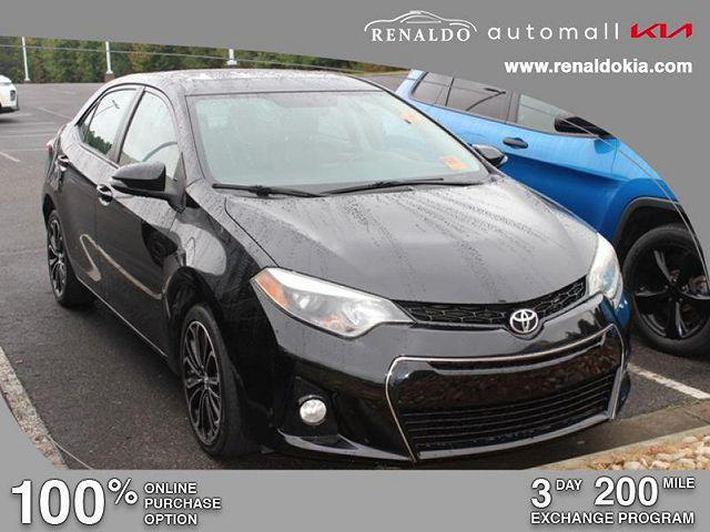 2014 Toyota Corolla S for sale in Shelby, NC