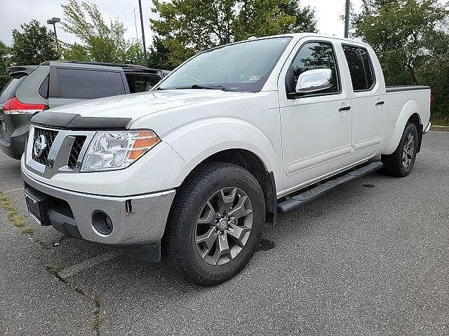 2017 Nissan Frontier SL for sale in Winchester, VA
