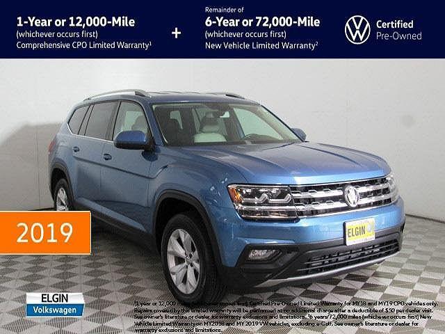2019 Volkswagen Atlas 3.6L V6 SE for sale in Elgin, IL