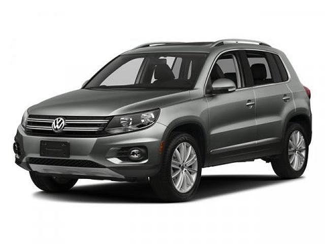 2017 Volkswagen Tiguan Wolfsburg Edition for sale in Watertown, CT