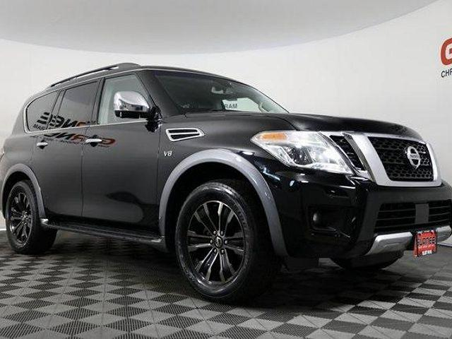2017 Nissan Armada Platinum for sale in Gurnee, IL