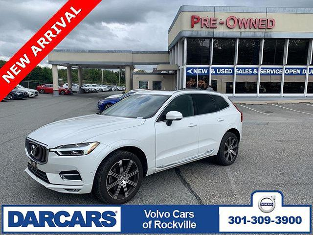 2018 Volvo XC60 Inscription for sale in Rockville, MD