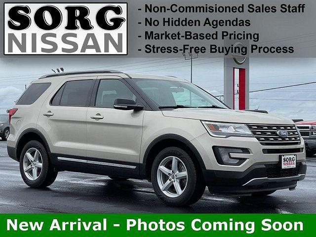 2017 Ford Explorer XLT for sale in Warsaw, IN