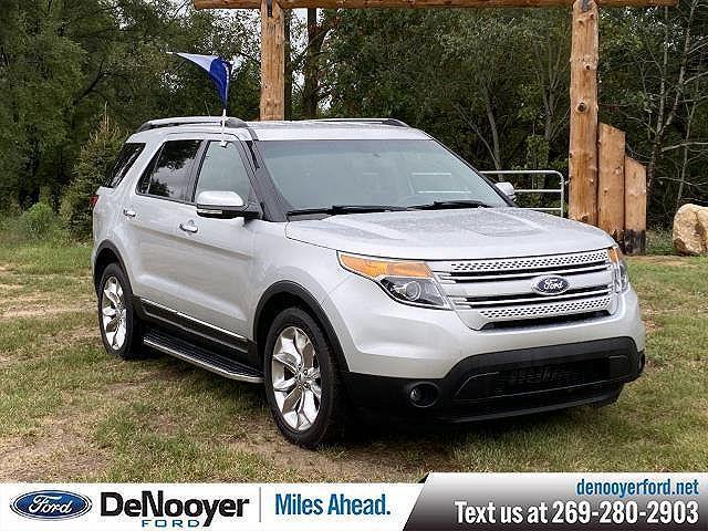 2015 Ford Explorer Limited for sale in Vicksburg, MI