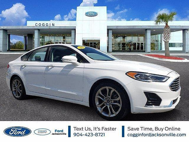 2020 Ford Fusion SEL for sale in Jacksonville, FL